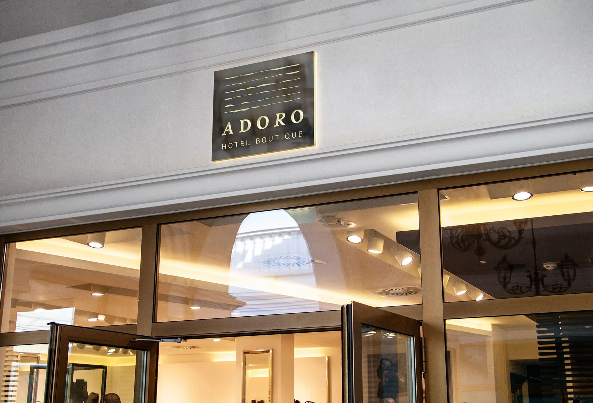 Adoro-branding