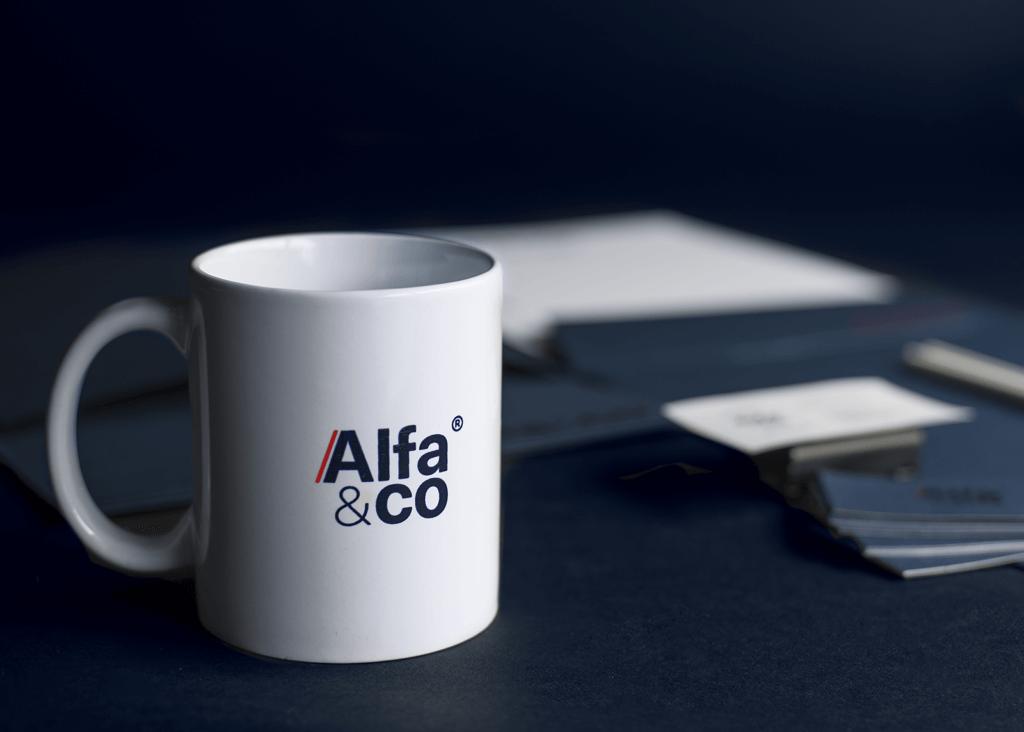 Alfa-taza