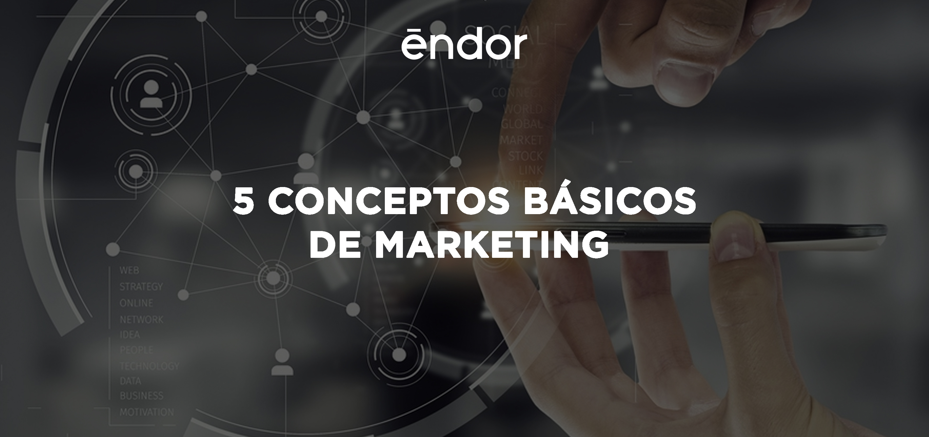 5 Conceptos Básicos de Marketing