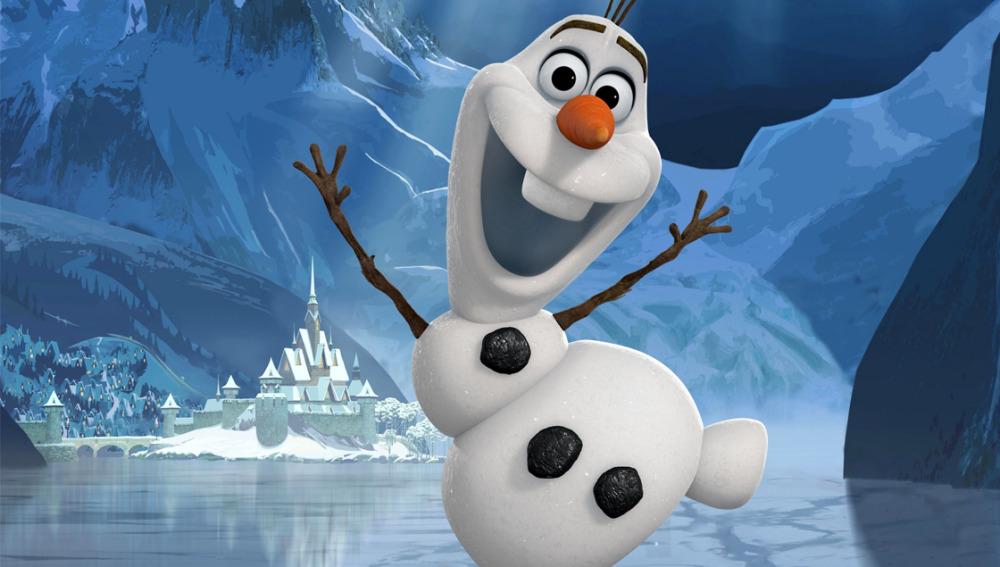 Olaf se ha convertido en un icóno navideño gracias a su diseño y personalidad