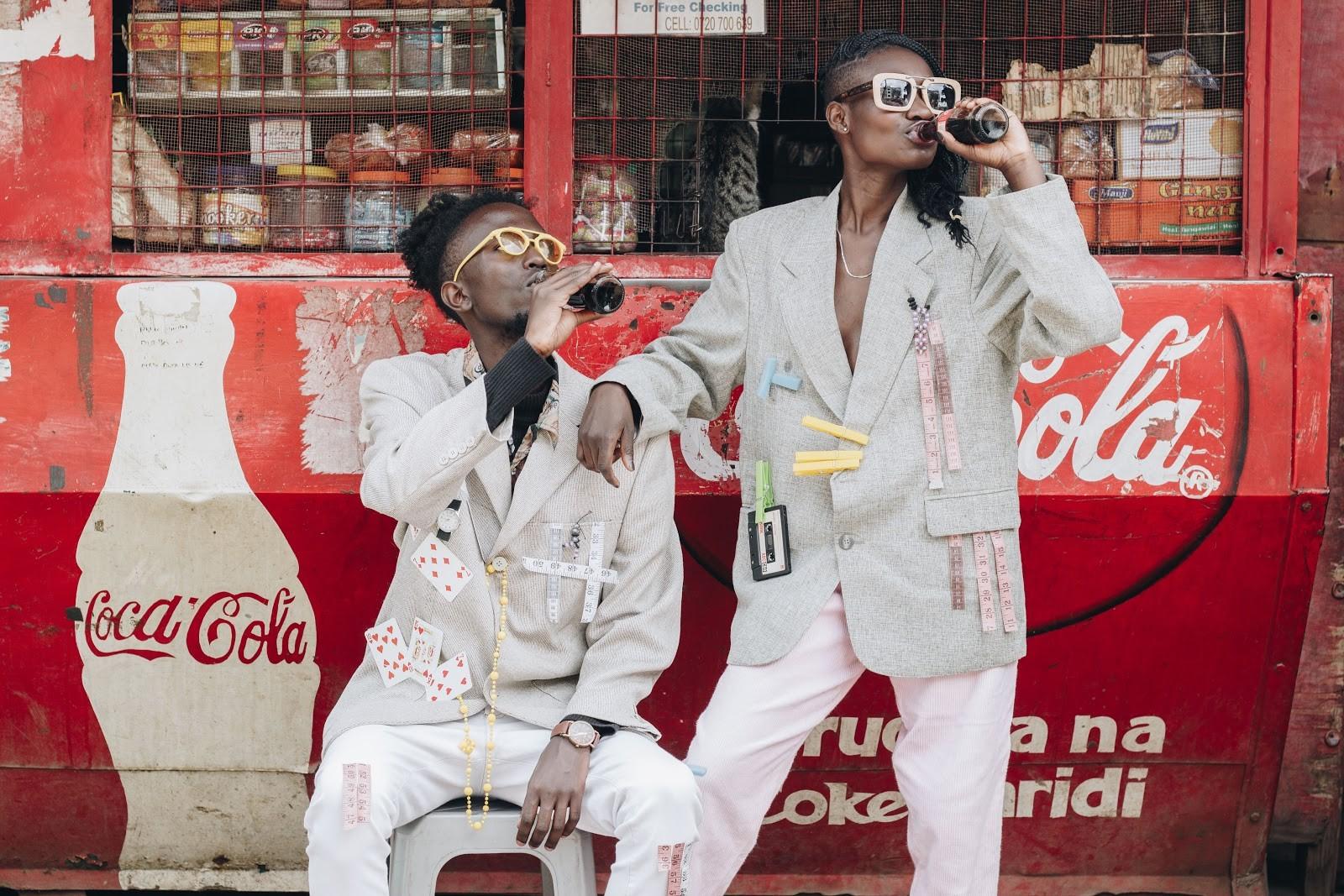 Merchandising de Coca-Cola